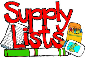 Image result for supply list clip art