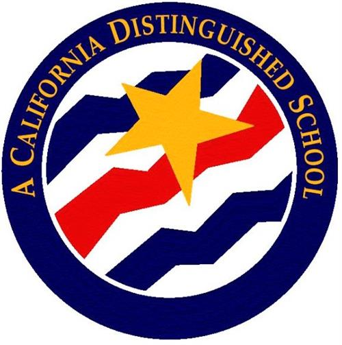 Distinguished School Award logo