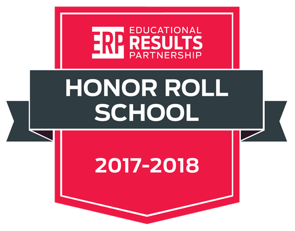 2017-2018 Honor Roll School