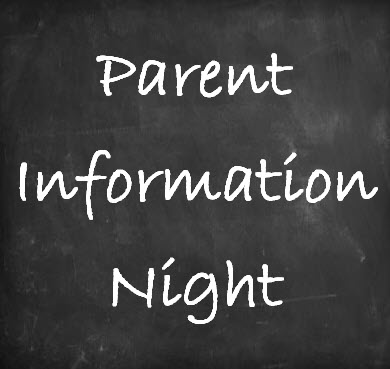 TK/K Parent Info Night